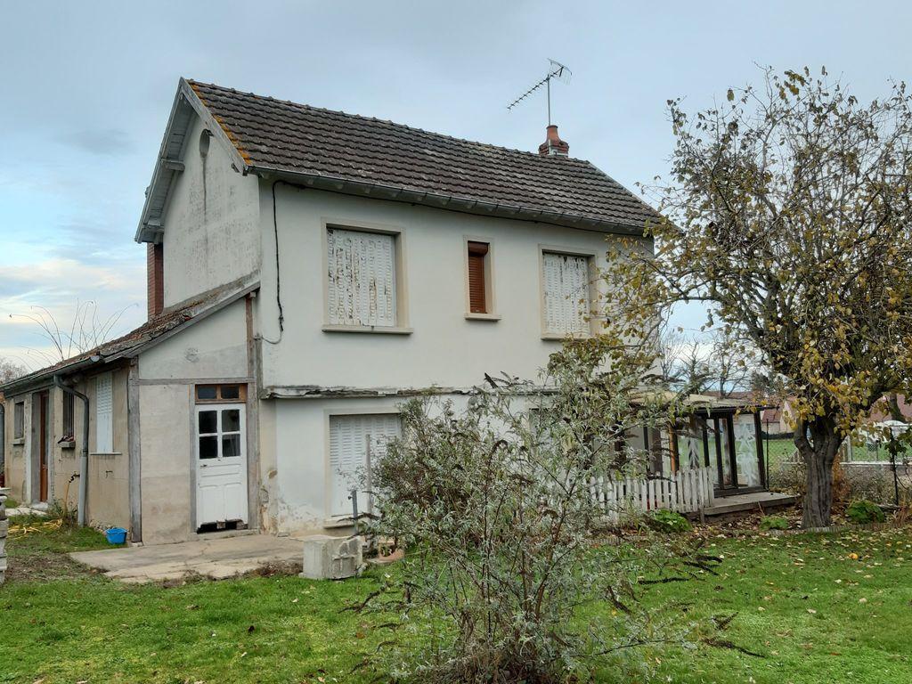 Achat maison 3chambres 95m² - Bourbon-l'Archambault