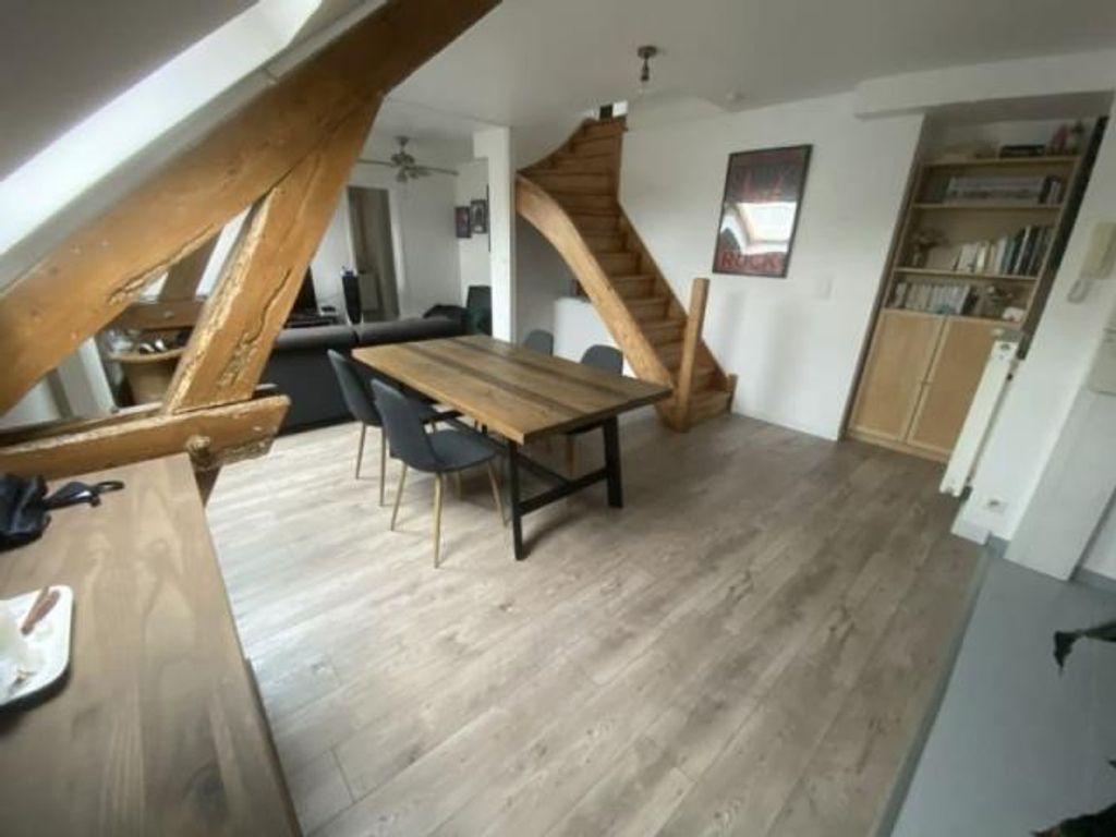 Achat duplex 3pièces 82m² - Vichy