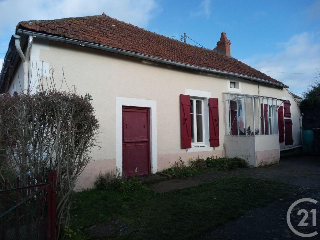 Achat maison 2chambres 54m² - Bussy-la-Pesle