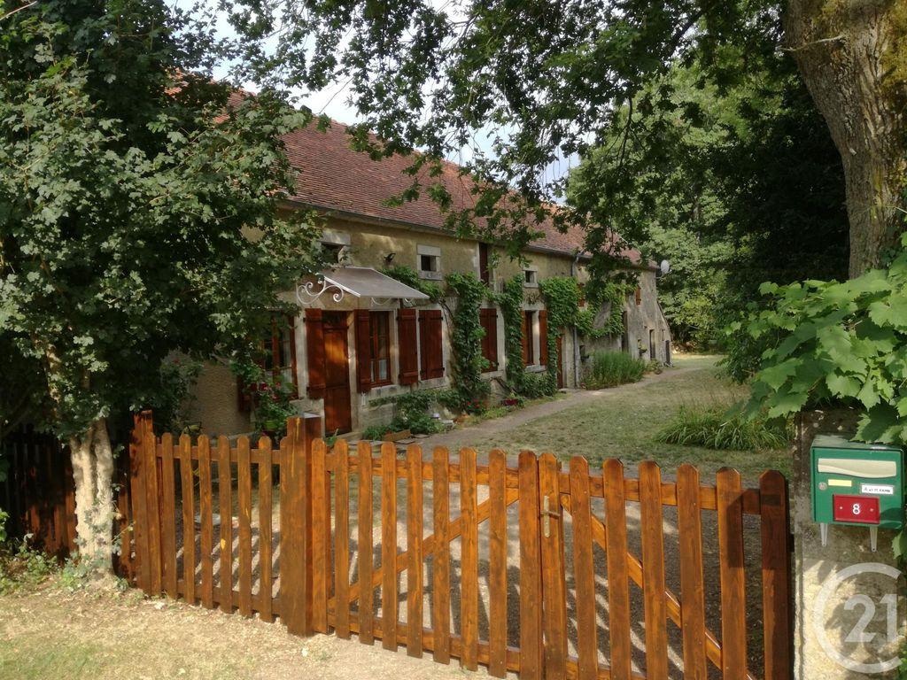 Achat maison 2chambres 94m² - Saint-Malo-en-Donziois
