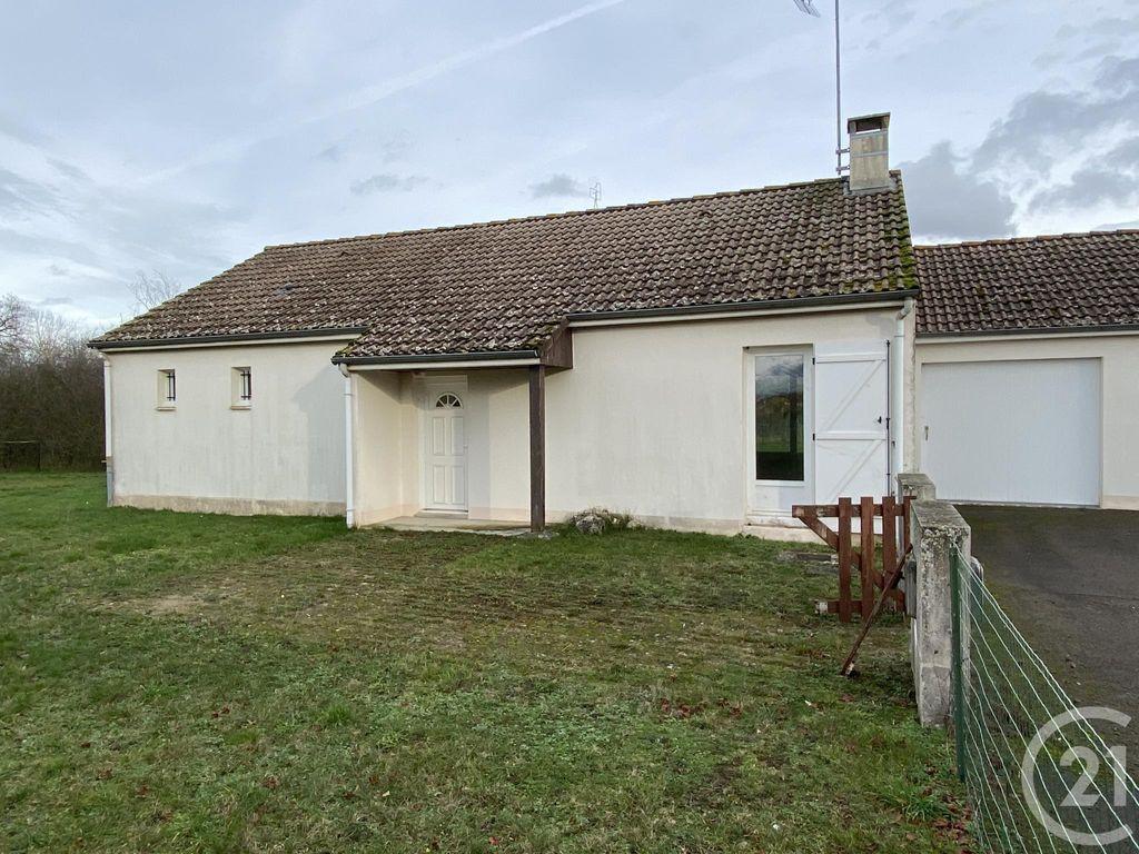 Achat maison 2chambres 78m² - Neuvy-sur-Loire