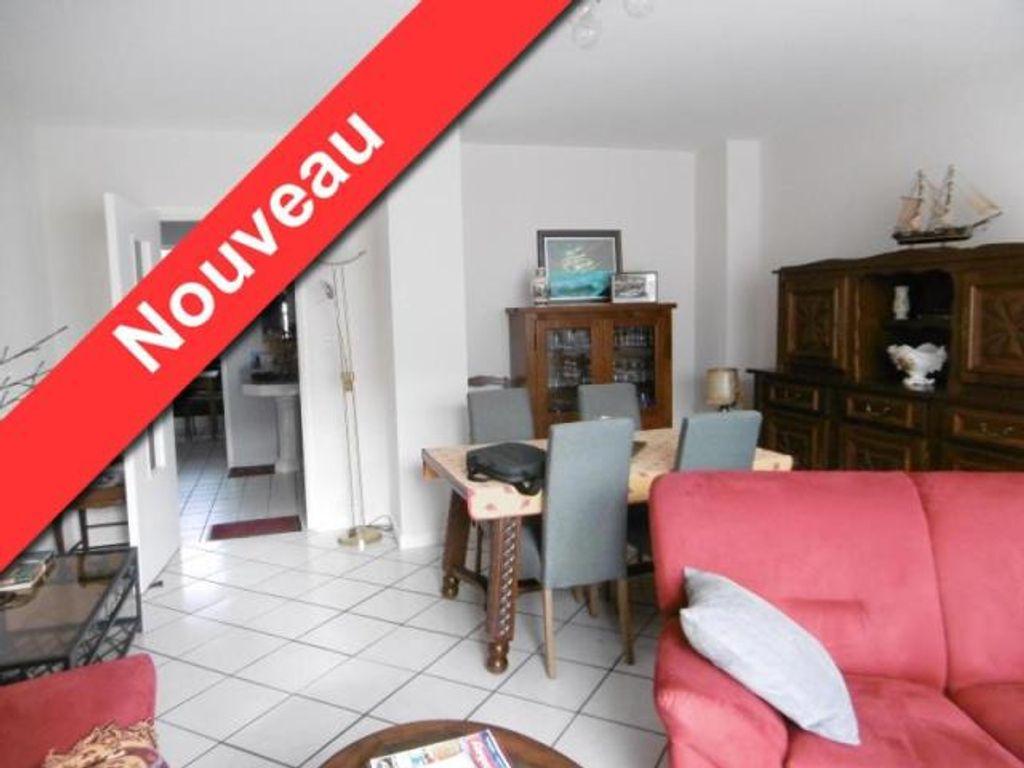 Achat appartement 4pièces 82m² - Vichy