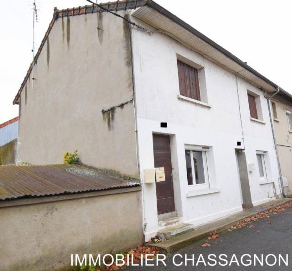 Achat appartement 3pièces 57m² - Moulins
