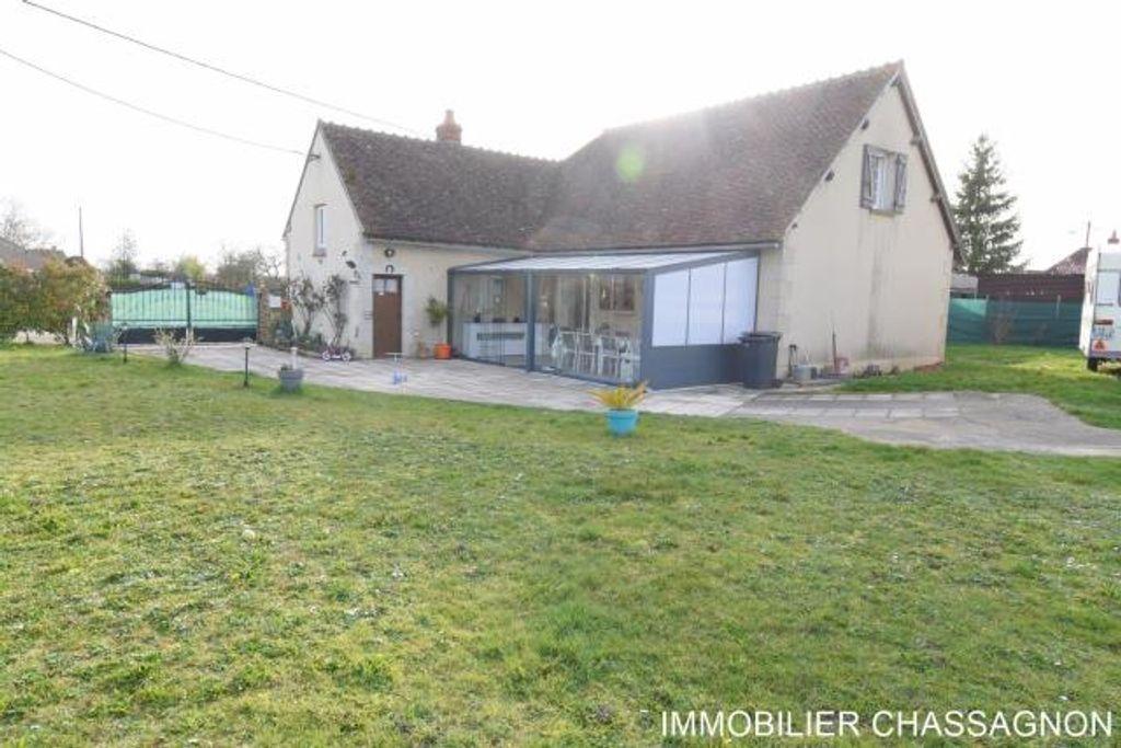 Achat maison 2chambres 115m² - Moulins