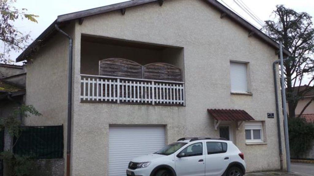 Achat maison 3chambres 100m² - Loyettes