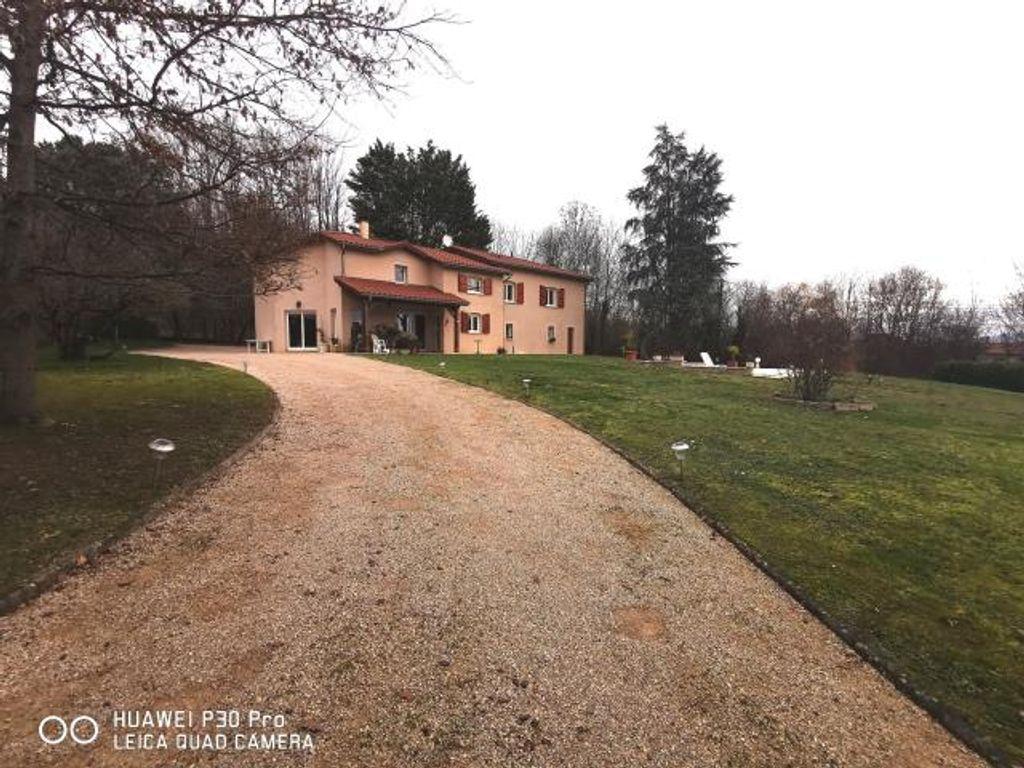 Achat maison 4chambres 180m² - Villette-sur-Ain
