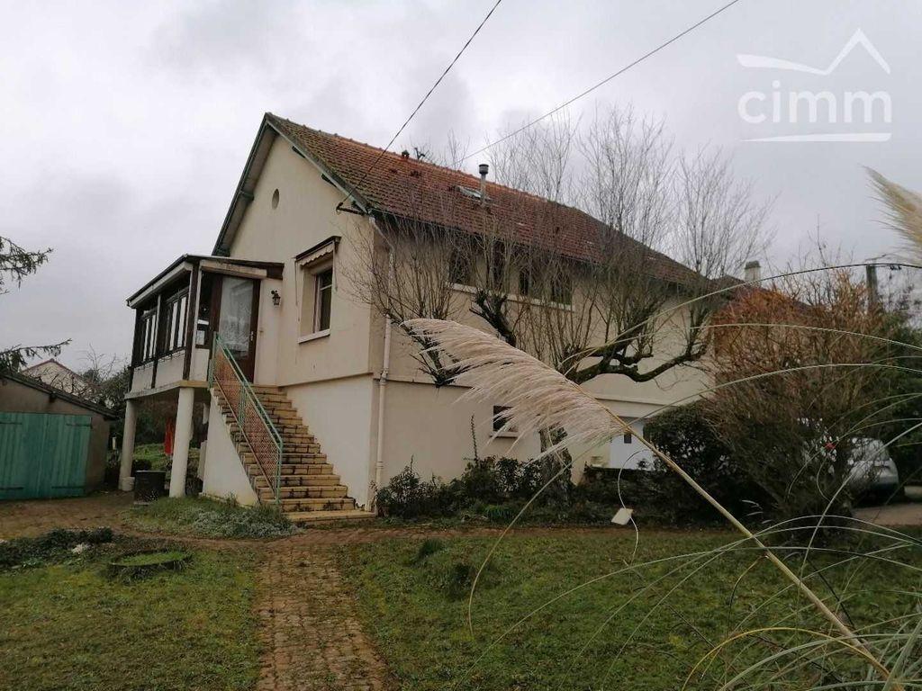 Achat maison 4chambres 108m² - Auxerre