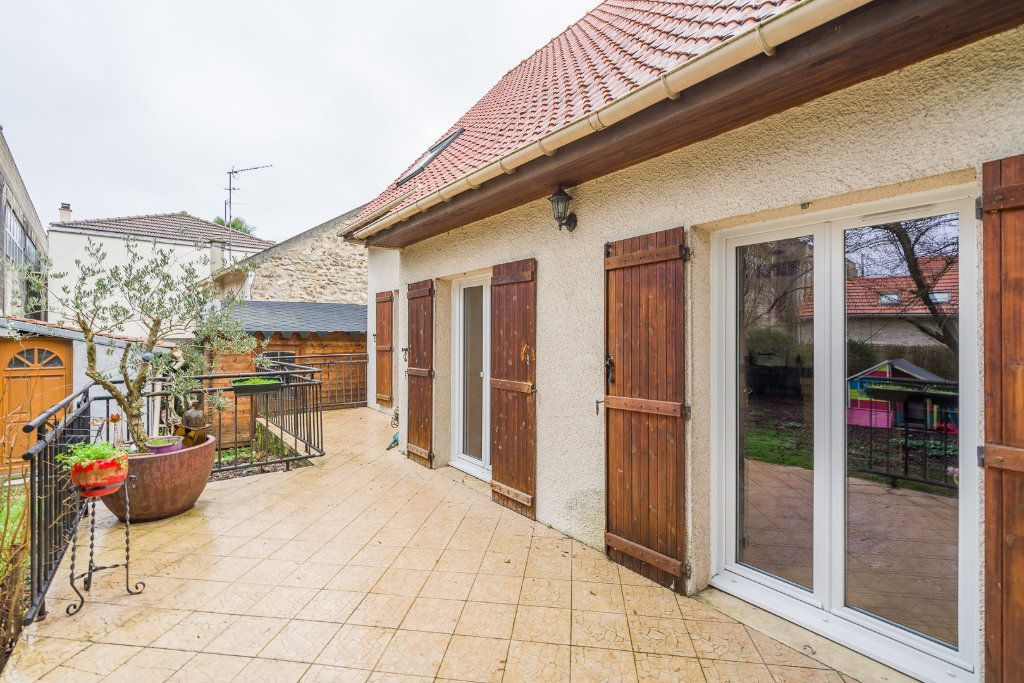 Achat maison 4chambres 118m² - Athis-Mons