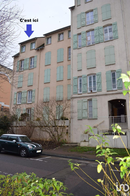 Achat appartement 4pièces 78m² - Auxerre