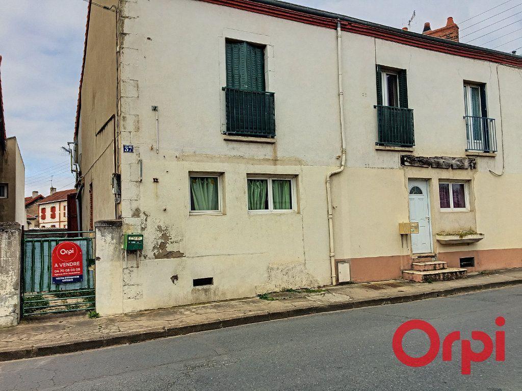Achat appartement 2pièces 47m² - Montluçon