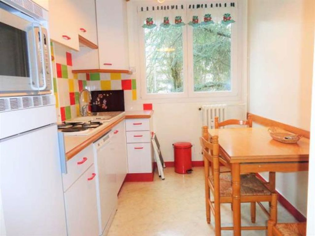 Achat appartement 3pièces 67m² - Besançon