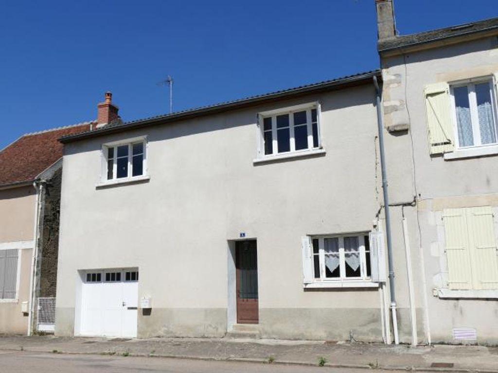 Achat maison 4chambres 109m² - Brinon-sur-Beuvron