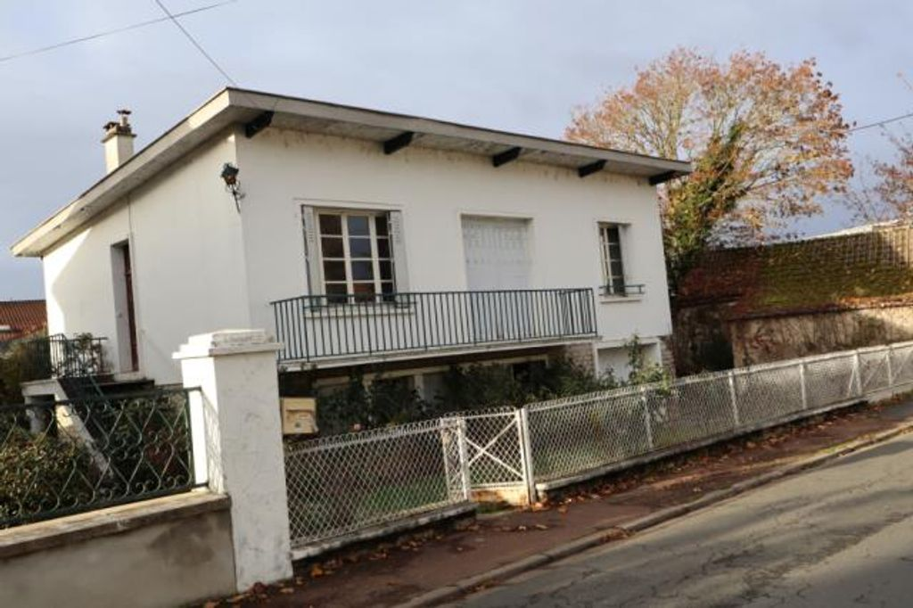 Achat maison 6chambres 135m² - Nevers