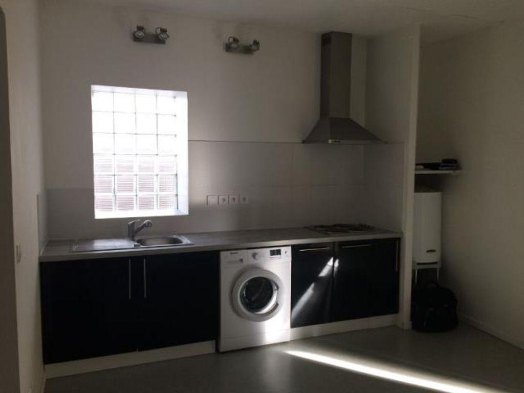 Achat appartement 3pièces 35m² - Fourchambault