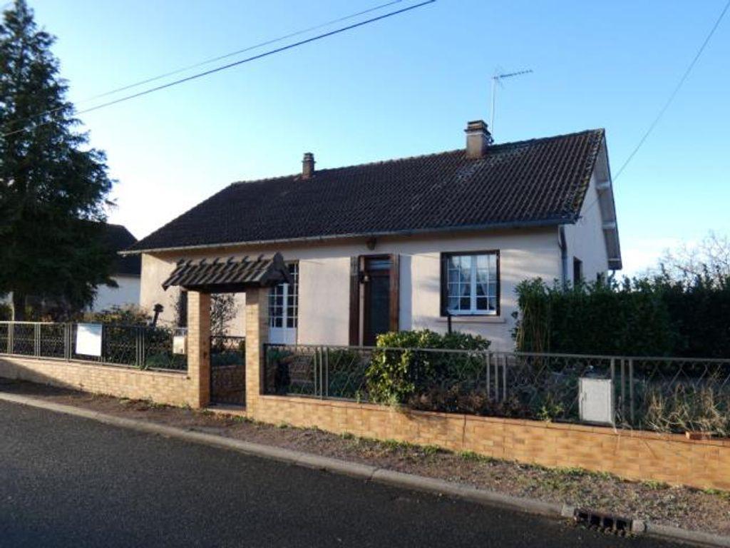Achat maison 3chambres 110m² - Saint-Léger-des-Vignes