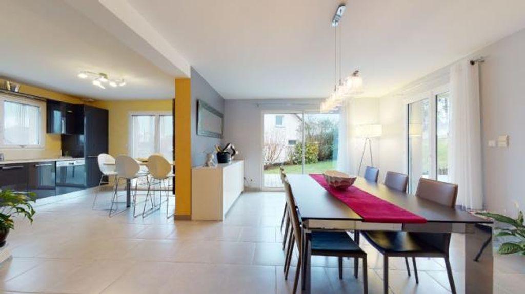 Achat maison 3chambres 176m² - Besançon