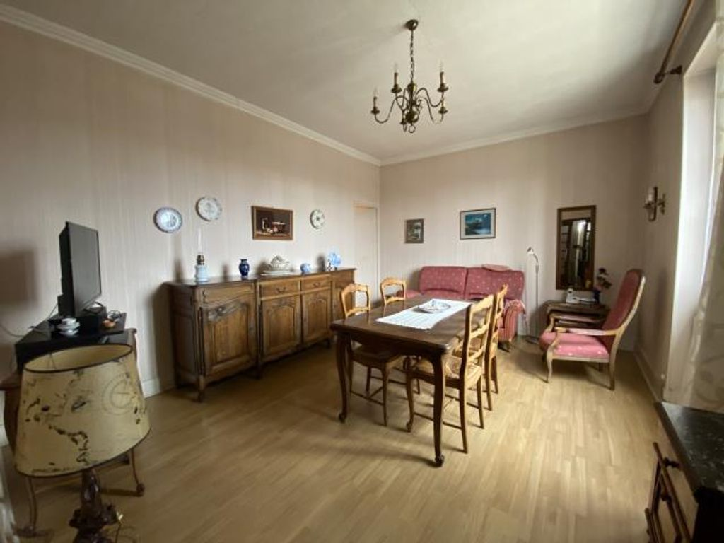 Achat maison 2chambres 80m² - Challuy