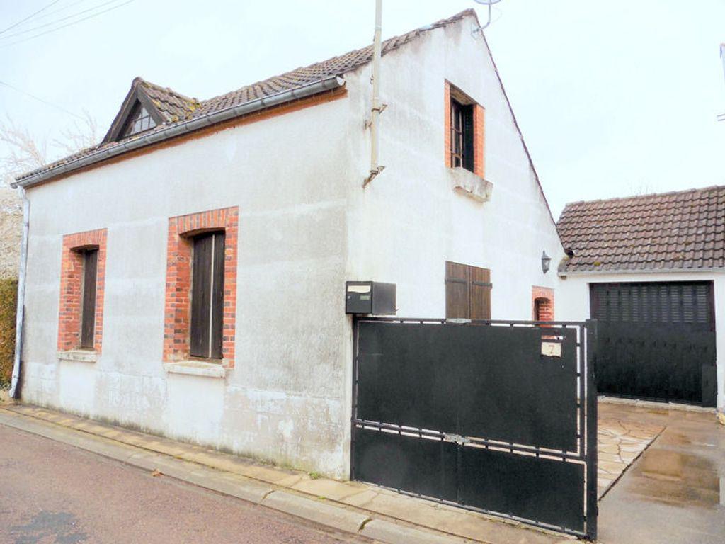 Achat maison 2chambres 70m² - Les Vallées-de-la-Vanne