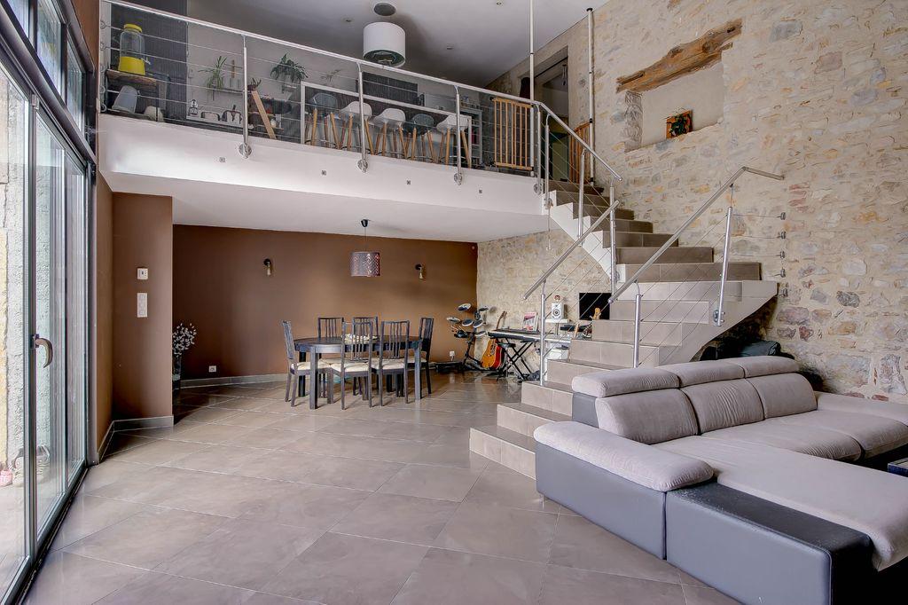 Achat maison 4chambres 190m² - Saint-Sorlin-en-Bugey
