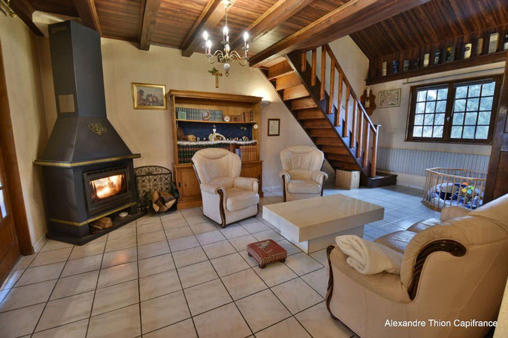 Achat maison 5chambres 215m² - Dompierre-sur-Veyle
