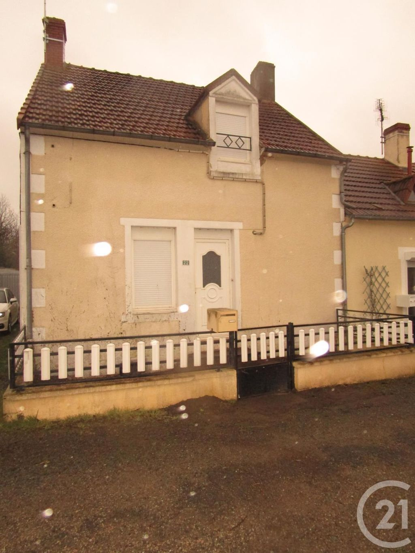 Achat maison 2chambres 62m² - Saint-Parize-le-Châtel