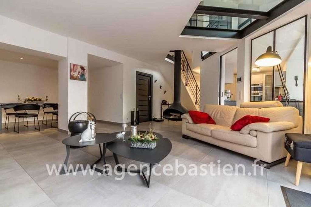 Achat maison 4chambres 208m² - Grilly