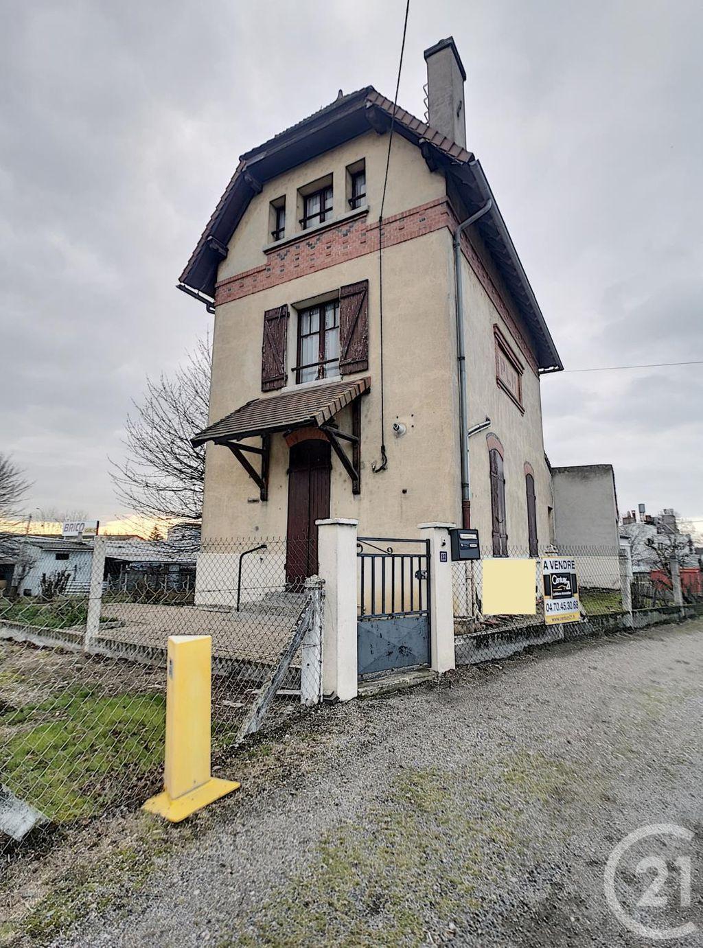 Achat maison 2chambres 53m² - Saint-Pourçain-sur-Sioule