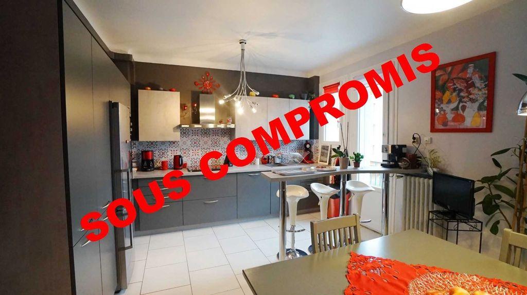Achat appartement 4pièces 108m² - Vichy