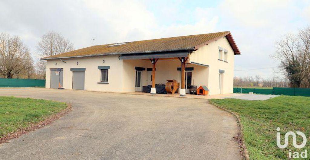 Achat maison 5chambres 232m² - Cras-sur-Reyssouze