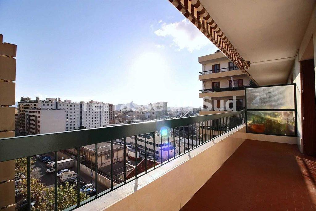 Achat appartement 3pièces 67m² - Marseille 1er arrondissement