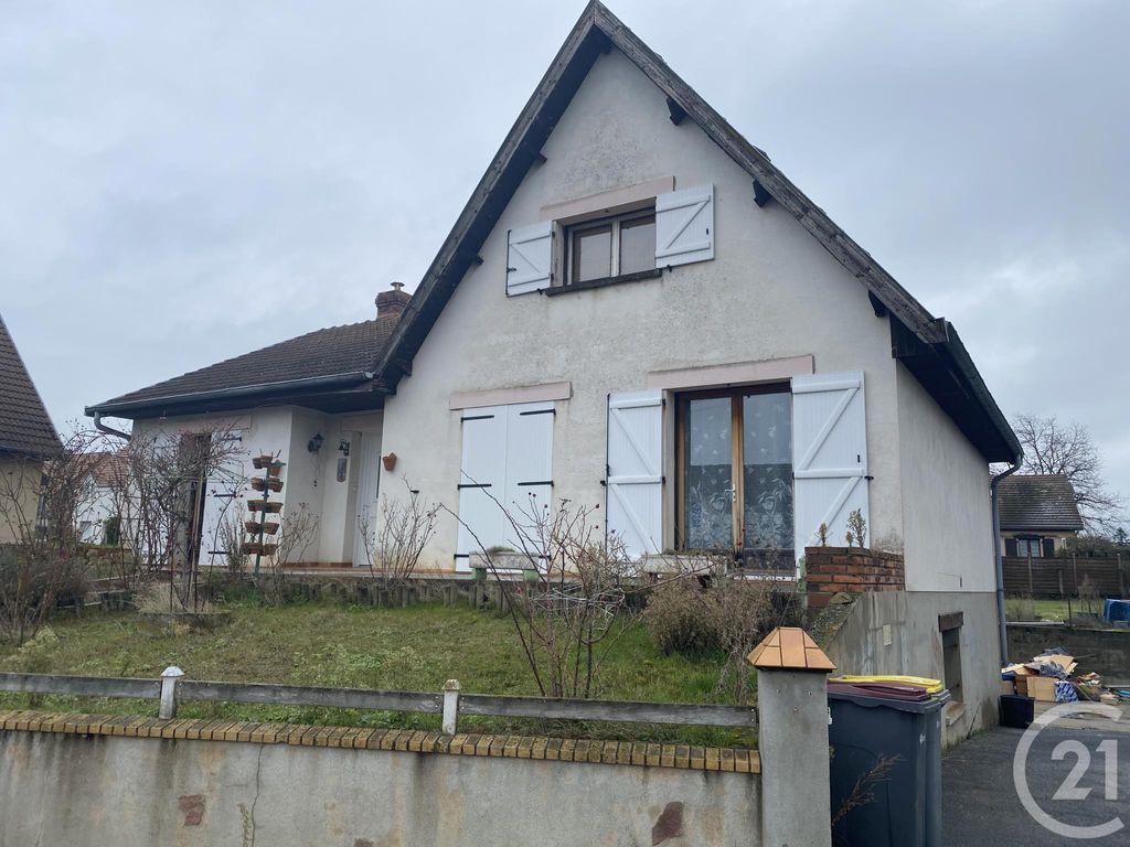 Achat maison 4chambres 133m² - Néris-les-Bains