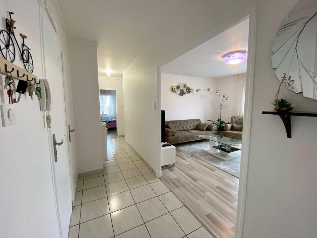 Achat appartement 4pièces 72m² - Montluçon