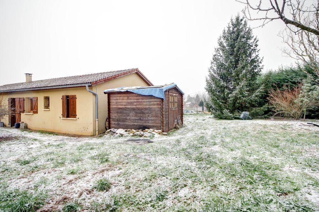 Achat maison 2chambres 65m² - Chazey-sur-Ain