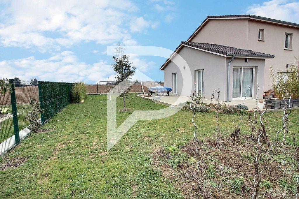 Achat maison 3chambres 87m² - Civrieux