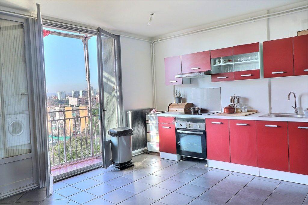 Achat appartement 4pièces 87m² - Marseille 14ème arrondissement
