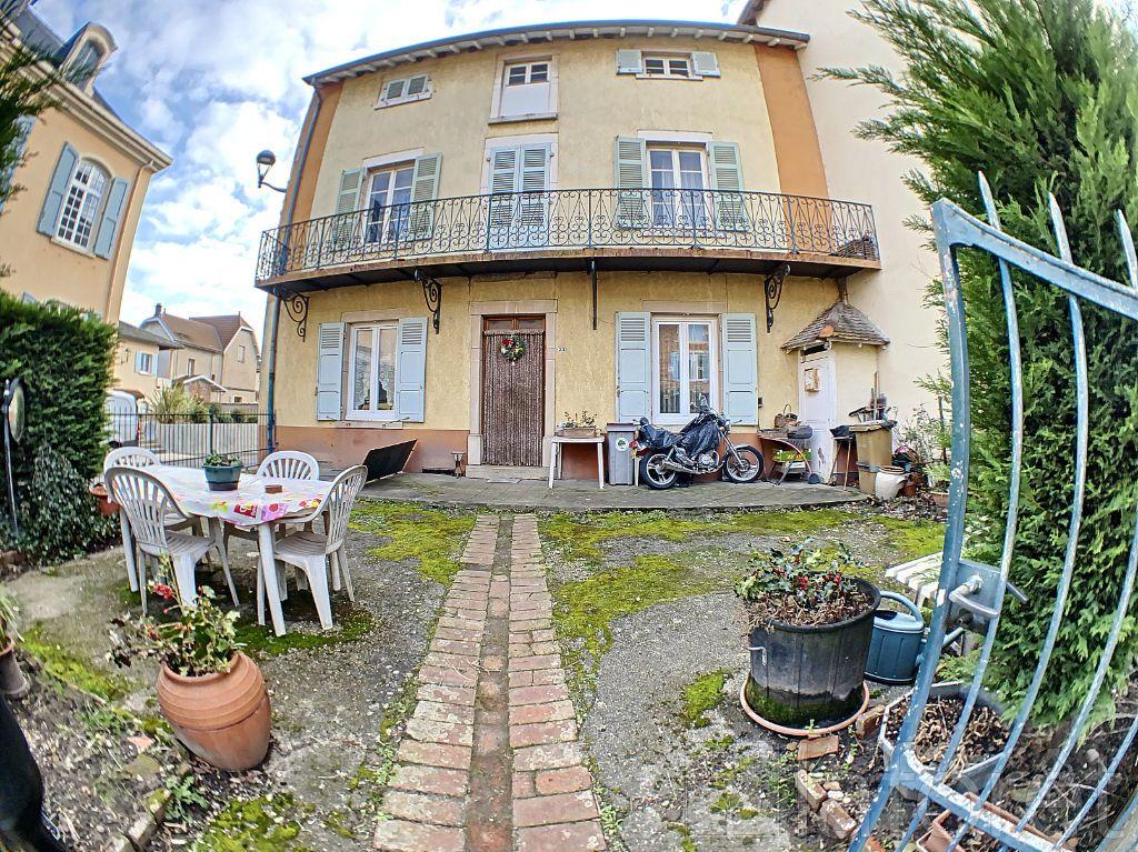 Achat maison 2chambres 163m² - Saint-Trivier-sur-Moignans