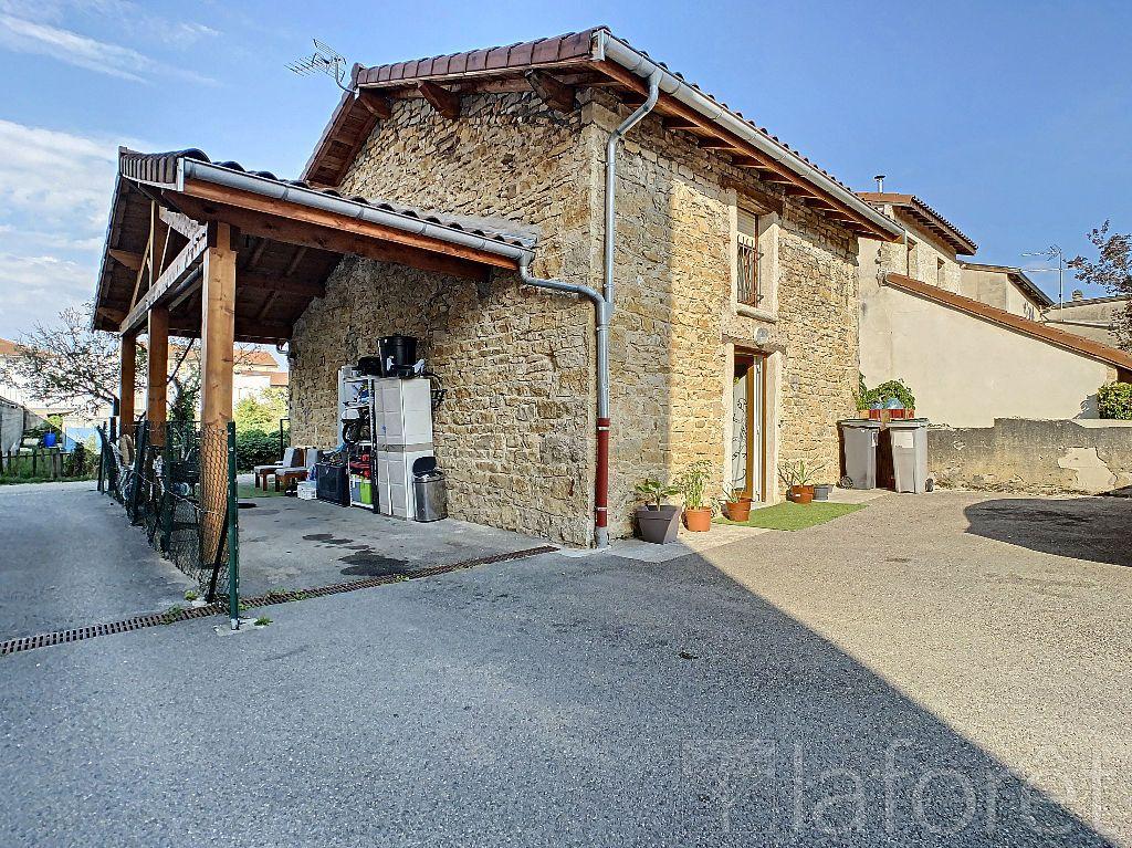Achat maison 2chambres 71m² - Ambérieu-en-Bugey