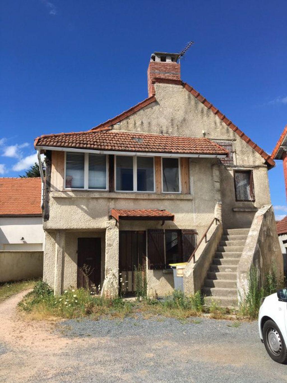 Achat maison 1chambre 45m² - Lavault-Sainte-Anne