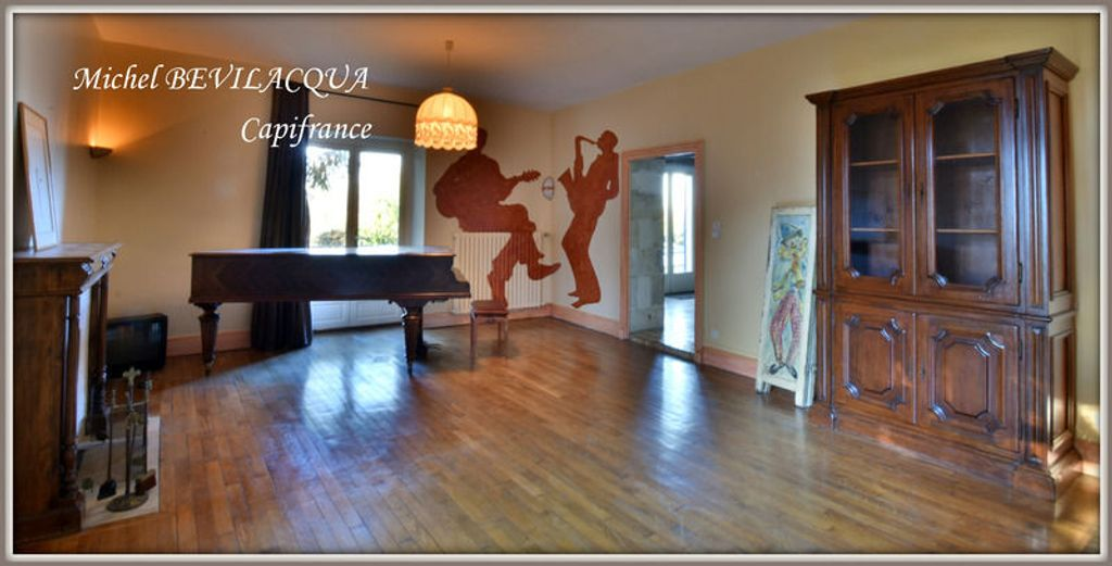 Achat maison 7chambres 320m² - Marzy