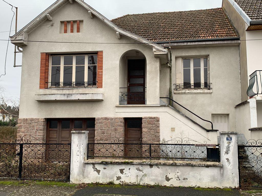 Achat maison 4chambres 137m² - Bellerive-sur-Allier