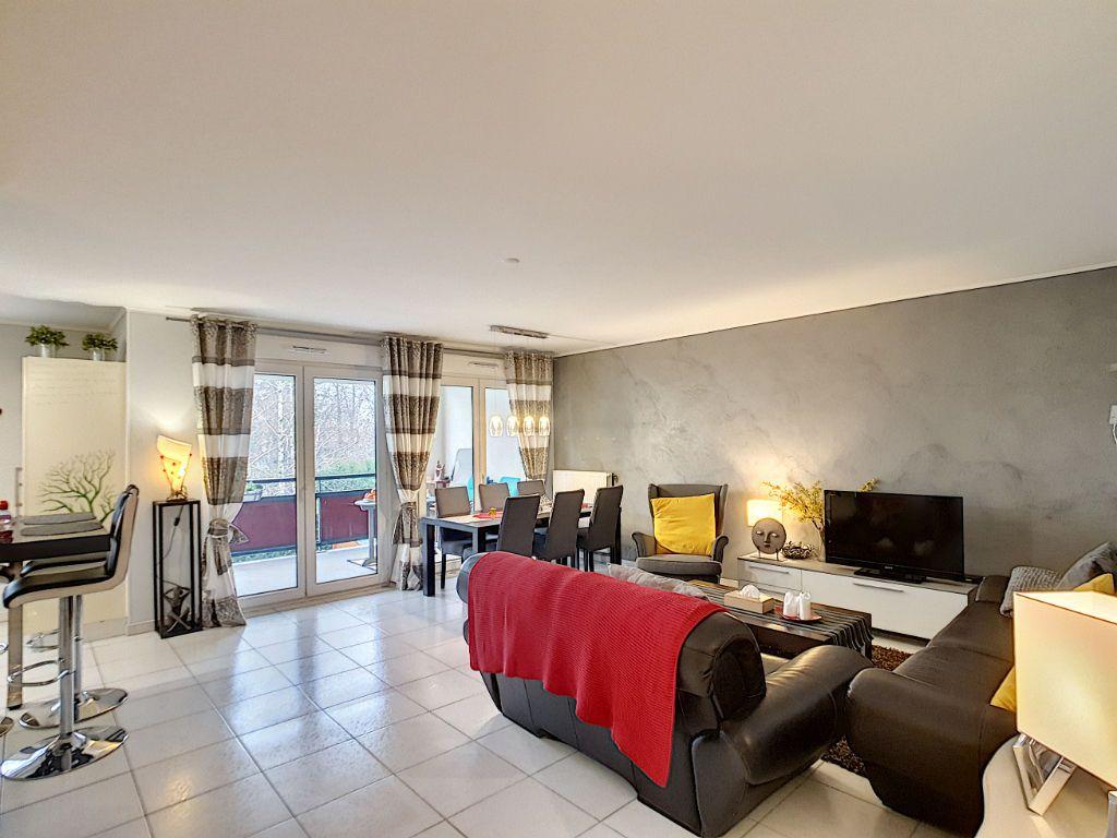 Achat appartement 4pièces 93m² - Sergy