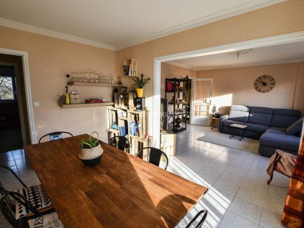 Achat appartement 5pièces 89m² - Brest
