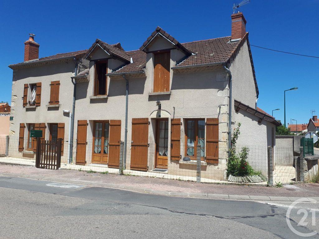 Achat maison 2chambres 140m² - Saint-Bonnet-de-Rochefort