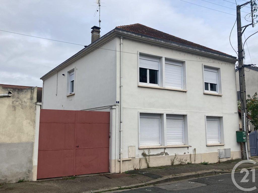 Achat maison 4chambres 175m² - Montluçon