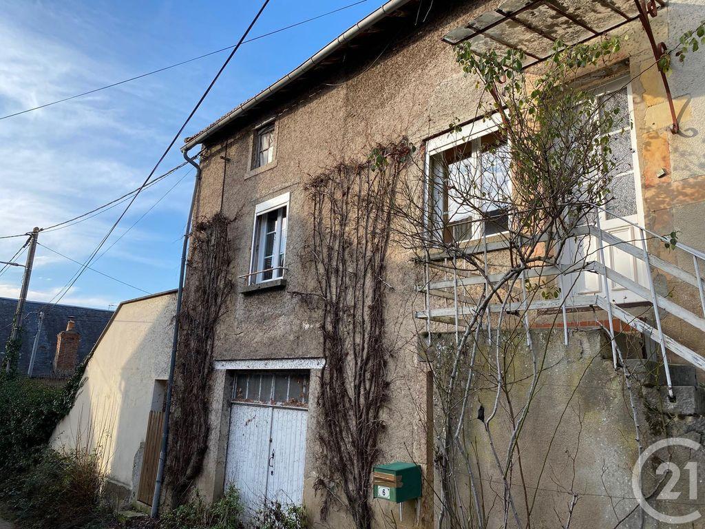 Achat maison 2chambres 72m² - Monceaux-le-Comte