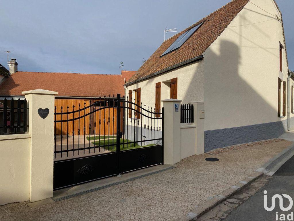 Achat maison 3chambres 122m² - Villethierry