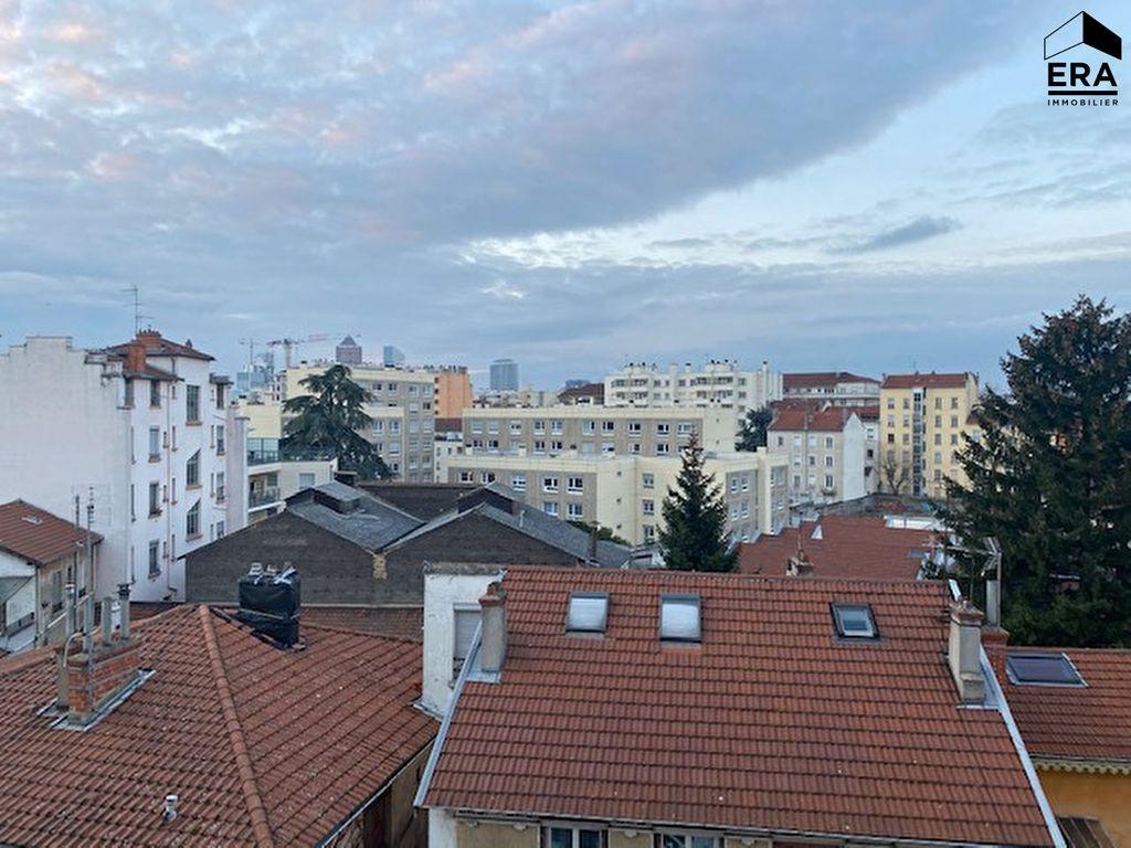 Achat appartement 2pièces 39m² - Lyon 3ème arrondissement