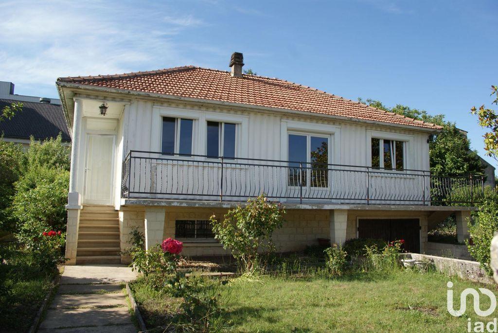 Achat maison 3chambres 92m² - Saint-Valérien