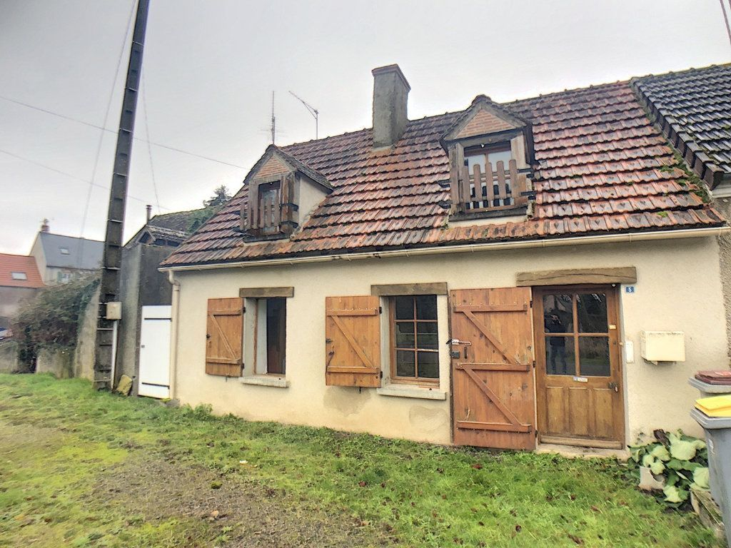 Achat maison 2chambres 56m² - Vallon-en-Sully