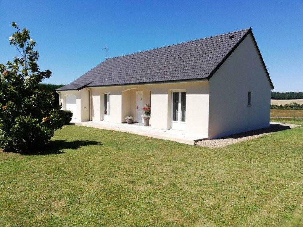 Achat maison 3chambres 98m² - Saint-Ouen-sur-Loire